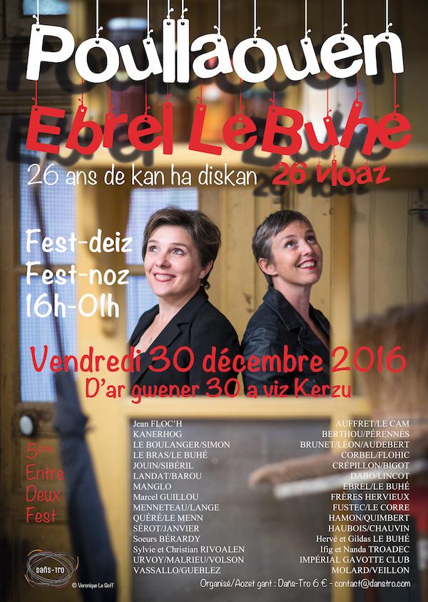 Nolùen Le Buhé - Agenda - Concerts et Festoù-noz